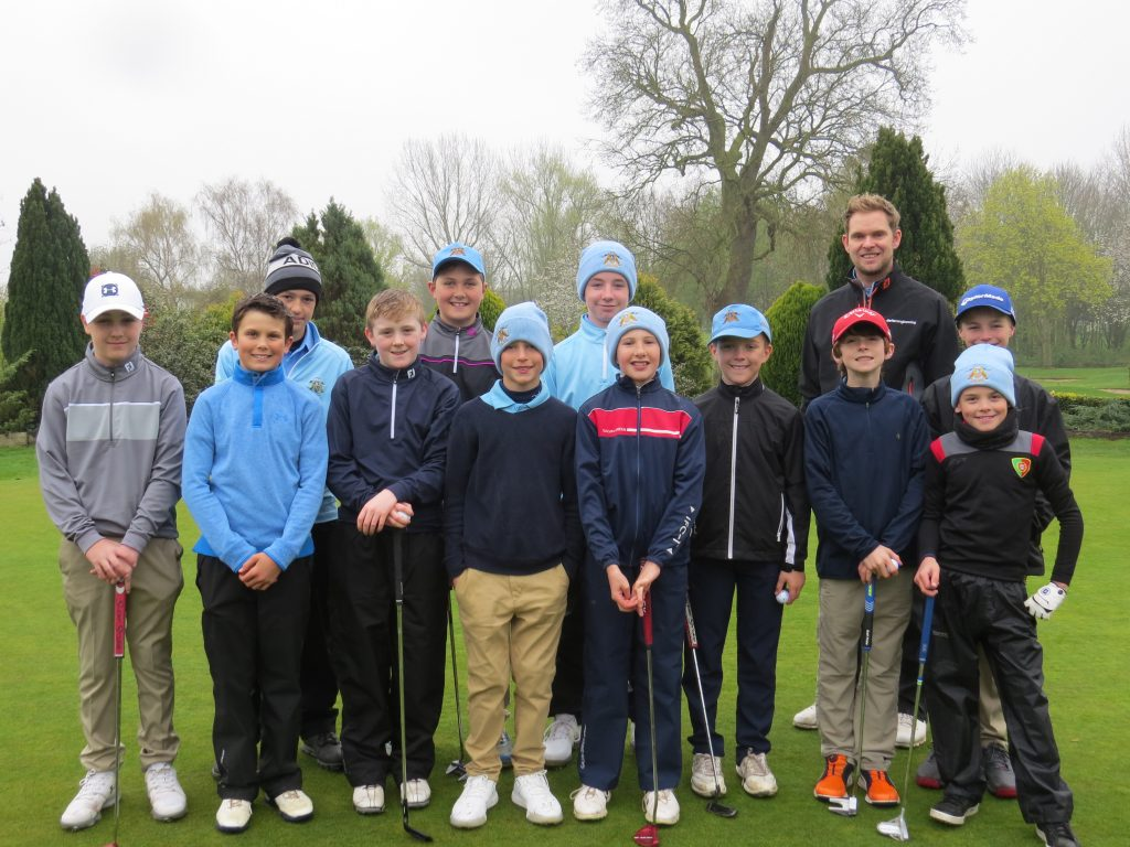 CAGU Juniors win in first match of the year