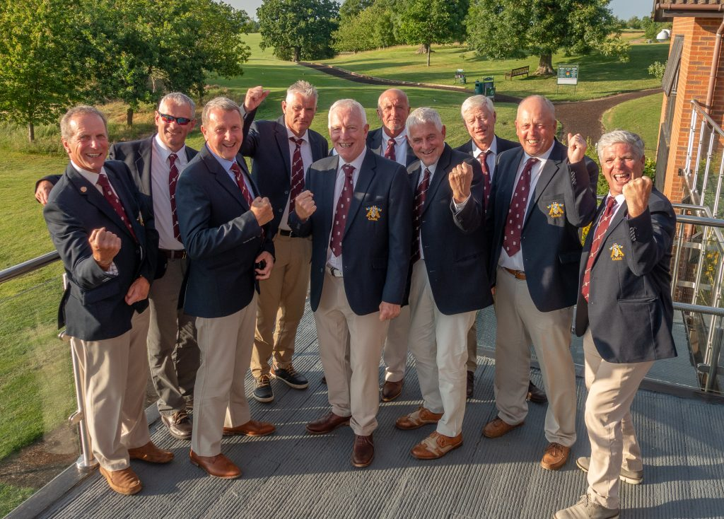 County victory at southern counties seniors qualifying