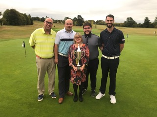 The Paul Daw Memorial Trophy Team Championship 2019
