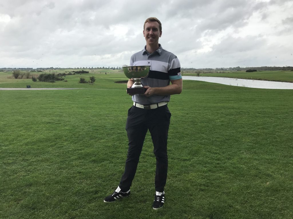 The David Milburn Order of Merit Final 2019